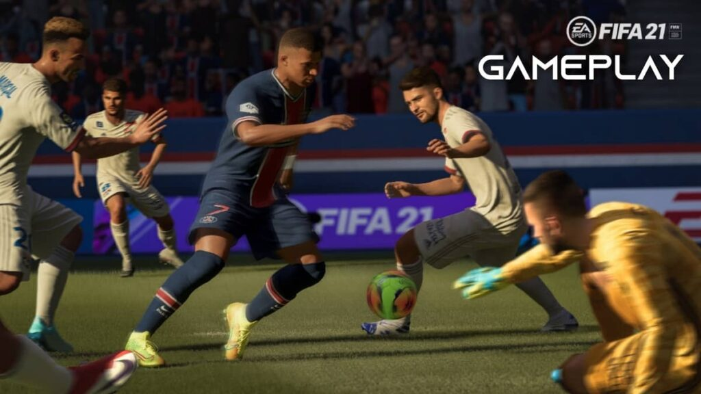 Fifa 21 Gameplay Review
