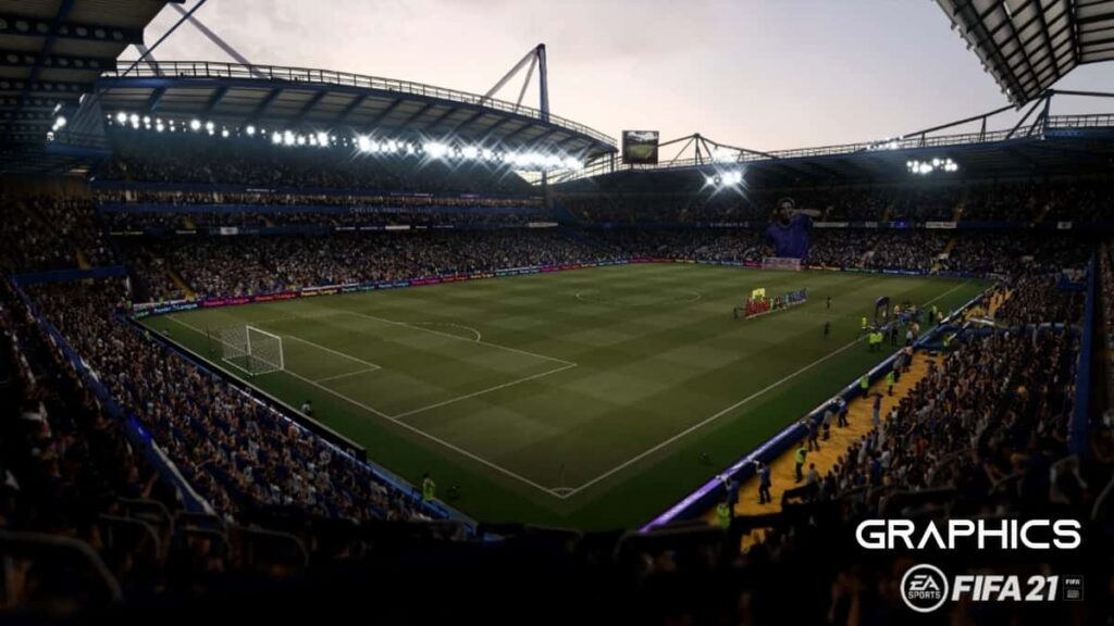 Fifa 21 Graphics Review