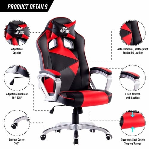 Ant Esports Gaming Chair India 2021