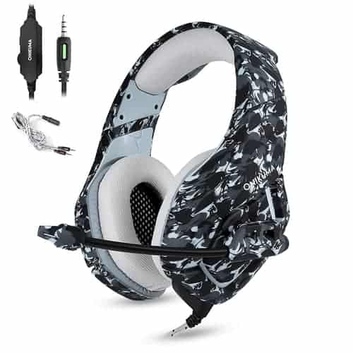 gaming headphones with mic under 2000