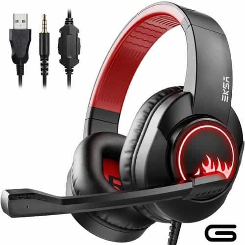 Eksa T8 gaming headphone review